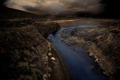 """"""" Pulsierende Wasserader """" Altiplano PE 2010"""