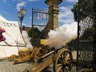 Pulverdampf und Kanonendonner