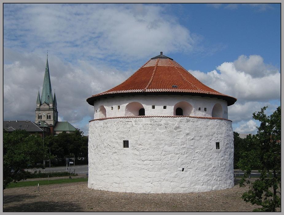 Pulverturm - Krudttårnet