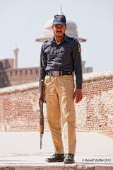 Punjab Elite Policeman, Pakistan
