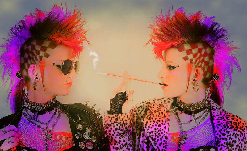 Punky Divas