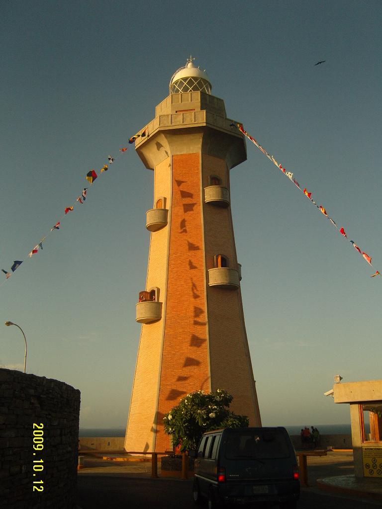 Punta Ballena, Lighthouse