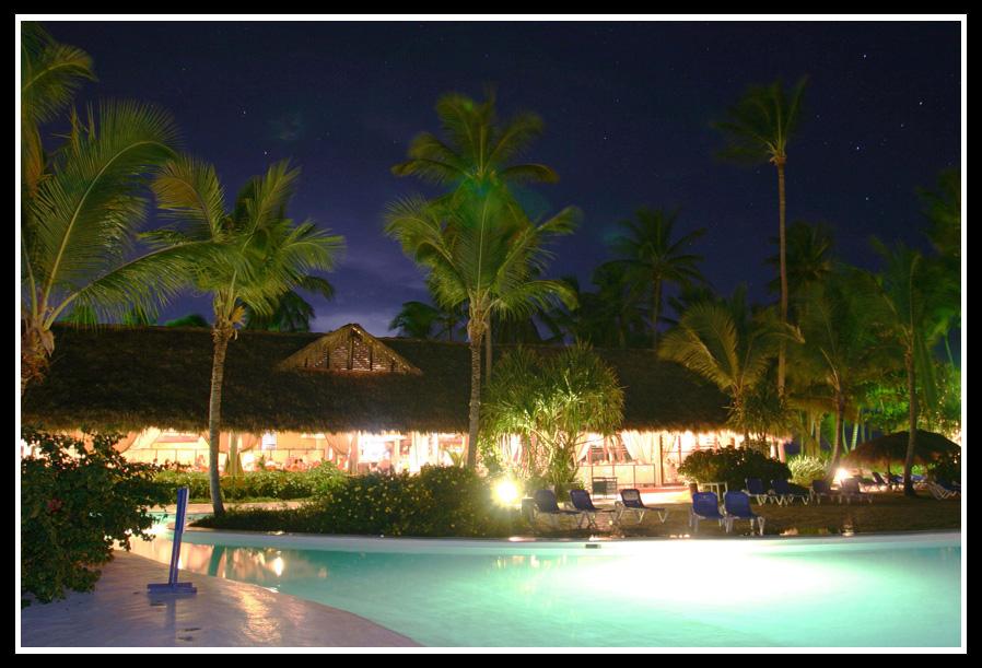 Punta Cana kurz vor dem Tropensturm
