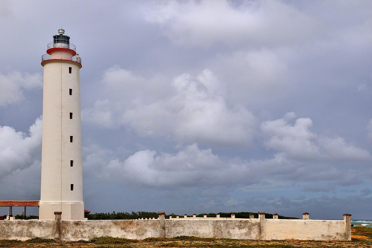 Punta de Maisí in Guantánamo on Cuba