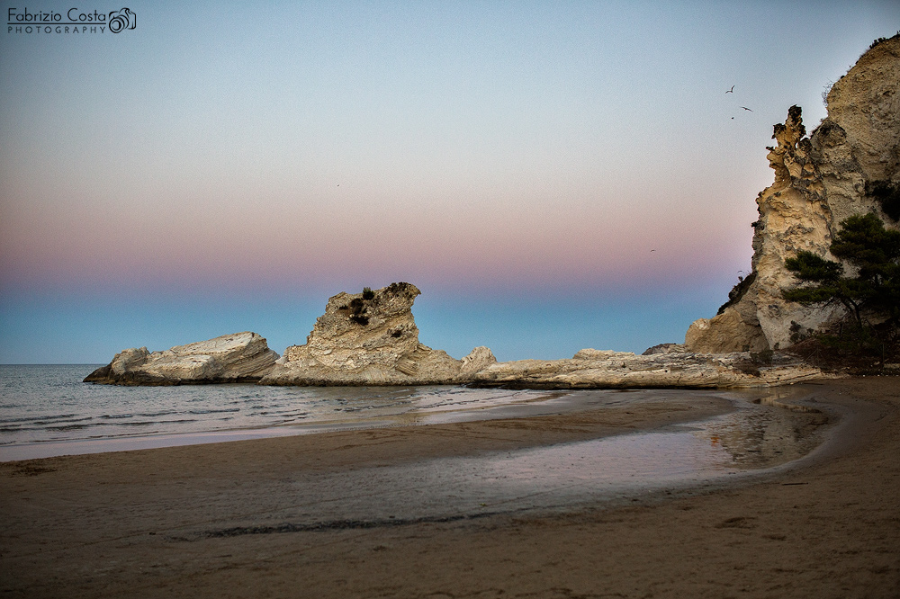 Punta delle Sirene - Vieste