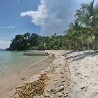 Punta Sal, paraíso perdido en la Bahía de Tela en Honduras
