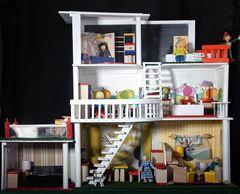Puppenhaus für Emma....