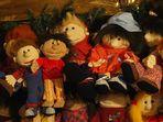 """""""Puppenkiste"""" auf dem Weihnachtsmarkt in Hameln"""