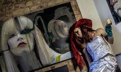puppet in art
