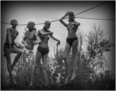. Puppets on a string .