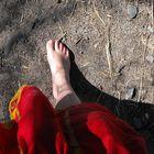 pura energía en mis pies