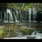 Purakaunui Falls - Neuseeland