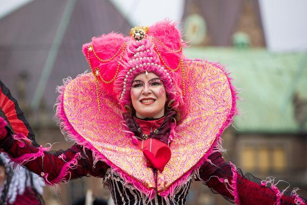 Karneval Bremen 2020