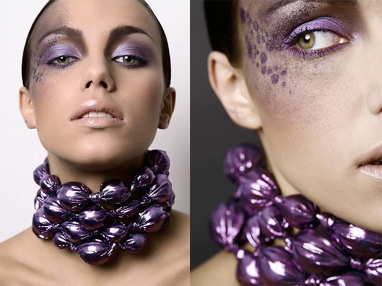 *purple*