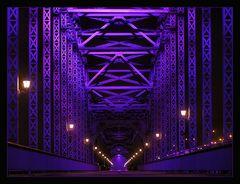 Purple Bridge - Nacht der Lichter III