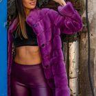 Purple extravagance