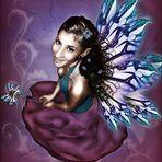 """purple fairy"""