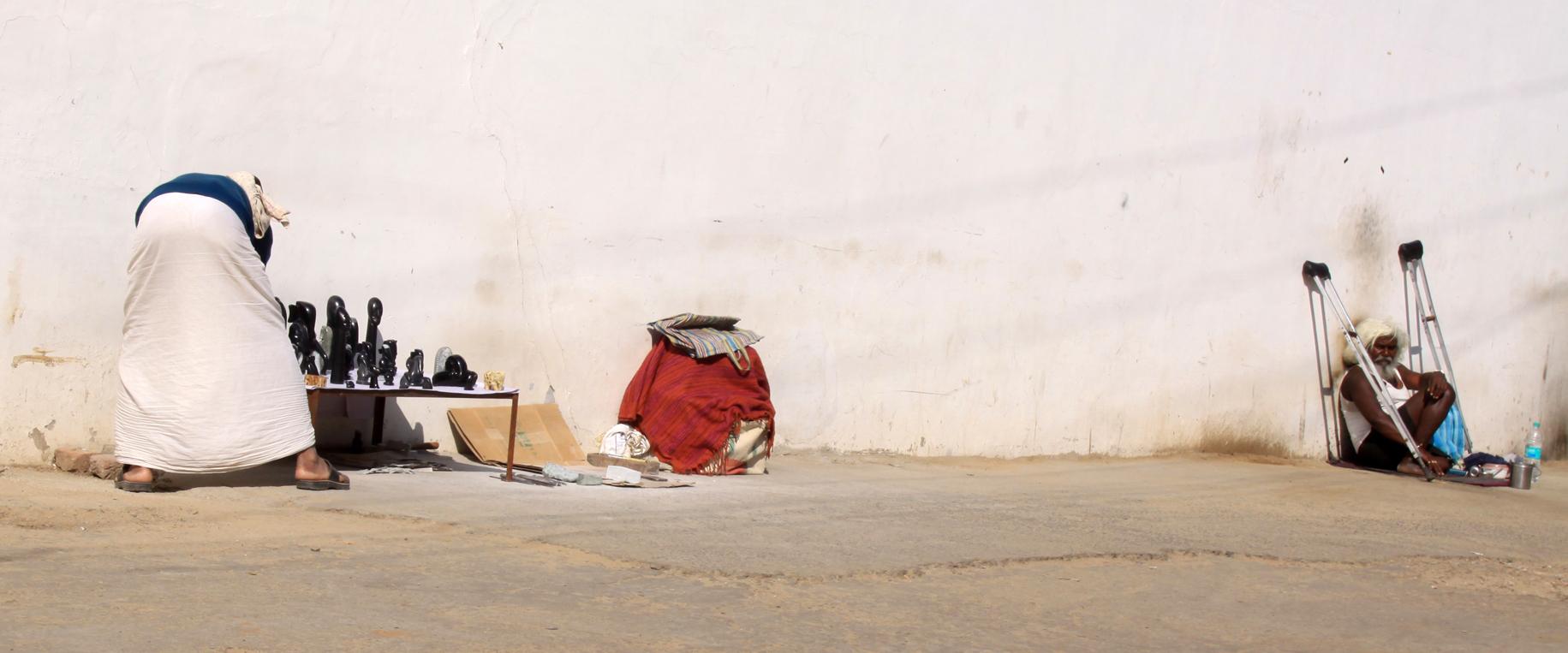 Pushkar - auf der Straße