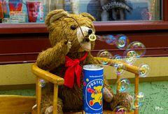 Puste-Teddy