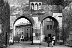 Pusterla di Sant'Ambrogio, Milano