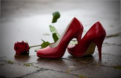 put your red shoes on !
