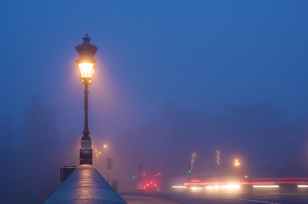 Putney Bridge early dawn