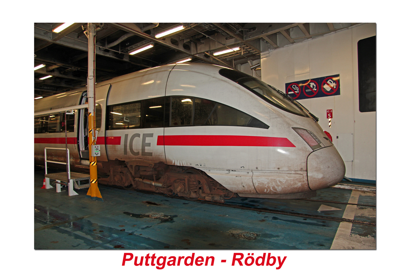 Puttgarden noch Rödby