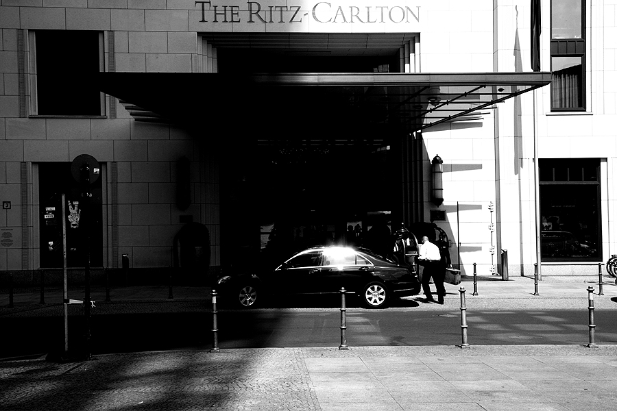 puttin´ on the Ritz