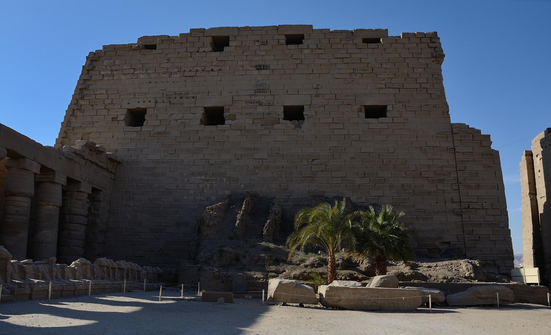 Pylon [Karnak-Tempel]