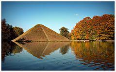 Pyramide im Schlosspark Branitz