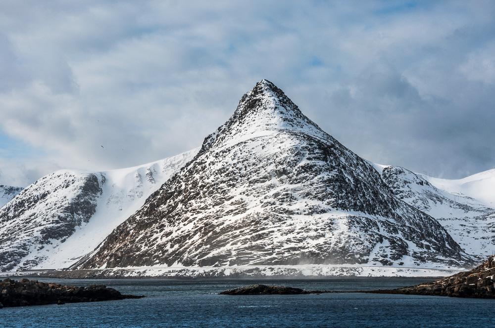 """""""Pyramide"""" in Norwegen"""