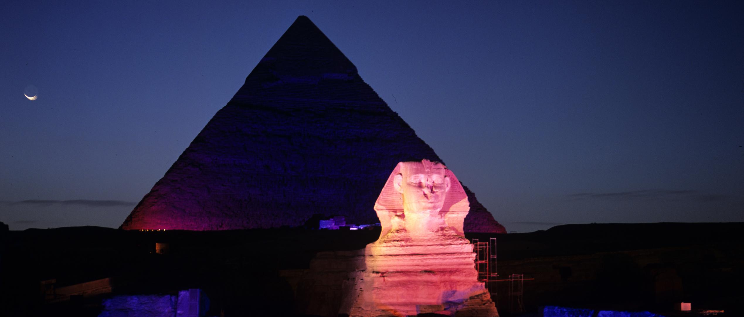 Pyramiden - Giseh