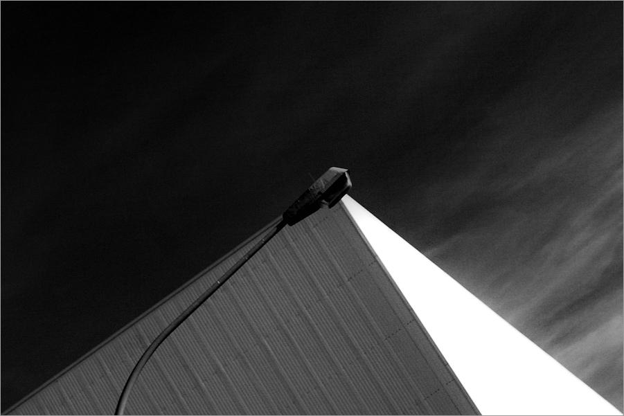 Pyramidenbeleuchtung