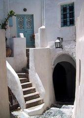 Pyrgos - Santorini 2003