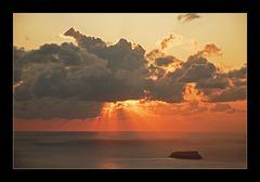 Pyrgos Sunset