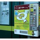 Q-ler Automat, hast mal Kleingeld?