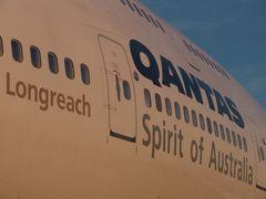 Qantas B744