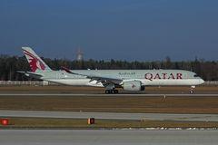 Qatar A350 XWB