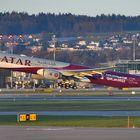 Qatar Airways Boeing 777-300ER A7-BEB