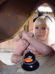 *Quack*