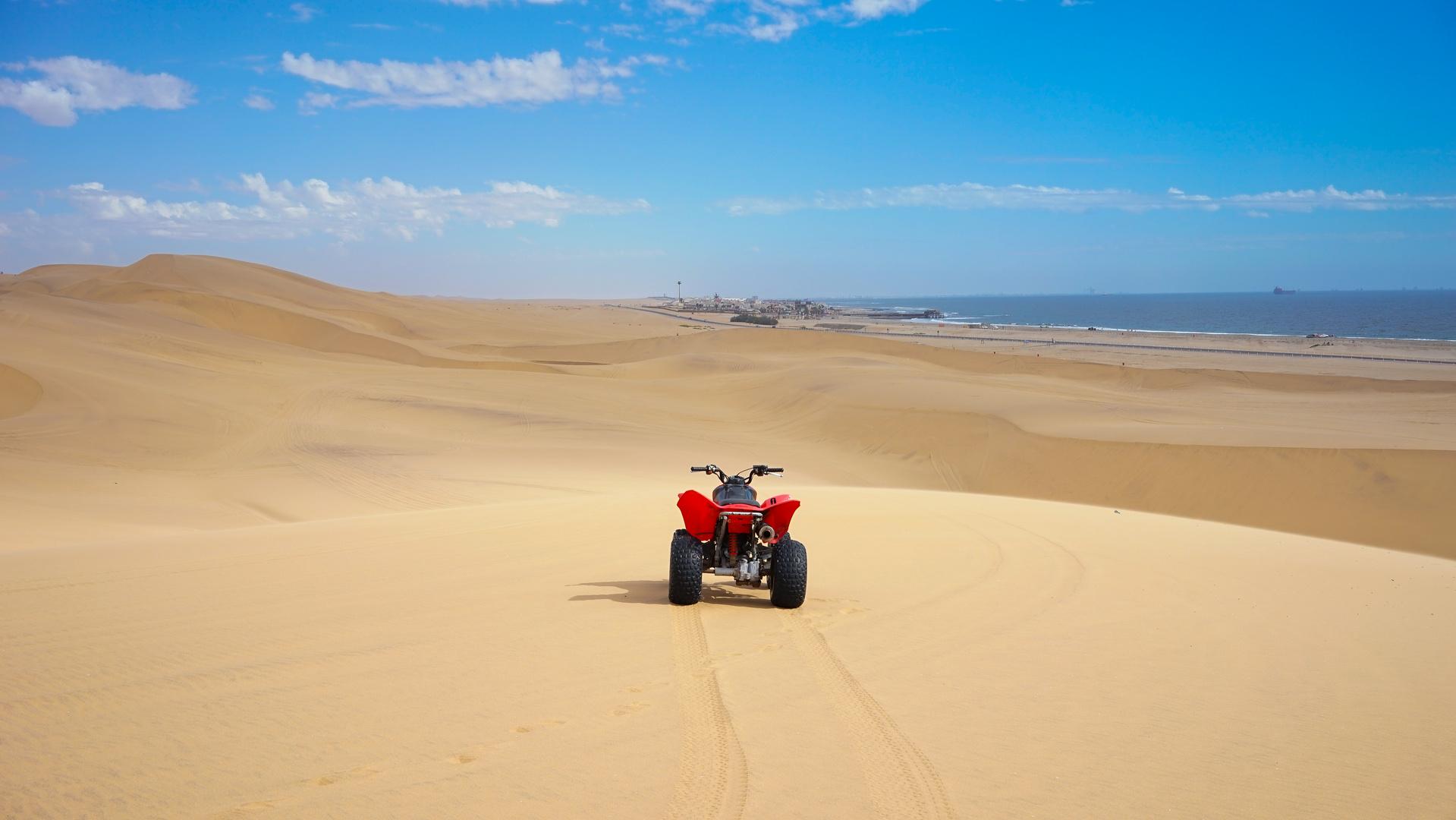 Quad Namibia