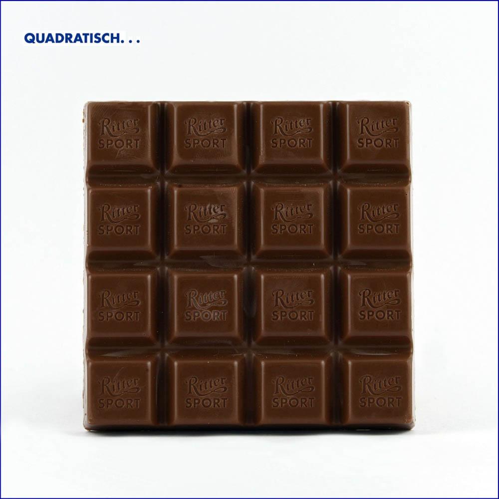 Quadratisch...