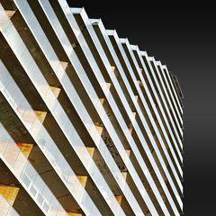 quadratische Dachschräge II, zum Teil begradigt :-))