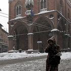QUADRI DI NEVE A BOLOGNA / SQUARES OF SNOW IN BOLOGNA - 5