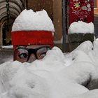 QUADRI DI NEVE A BOLOGNA / SQUARES OF SNOW IN BOLOGNA - 9