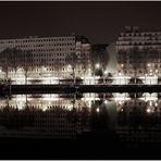 quai de seine by night