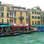 Quais du Grand Canal .à Venise .