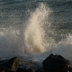 Quand la mer se déchaine!