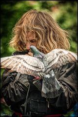 Quand l'amour déploie ses ailes....