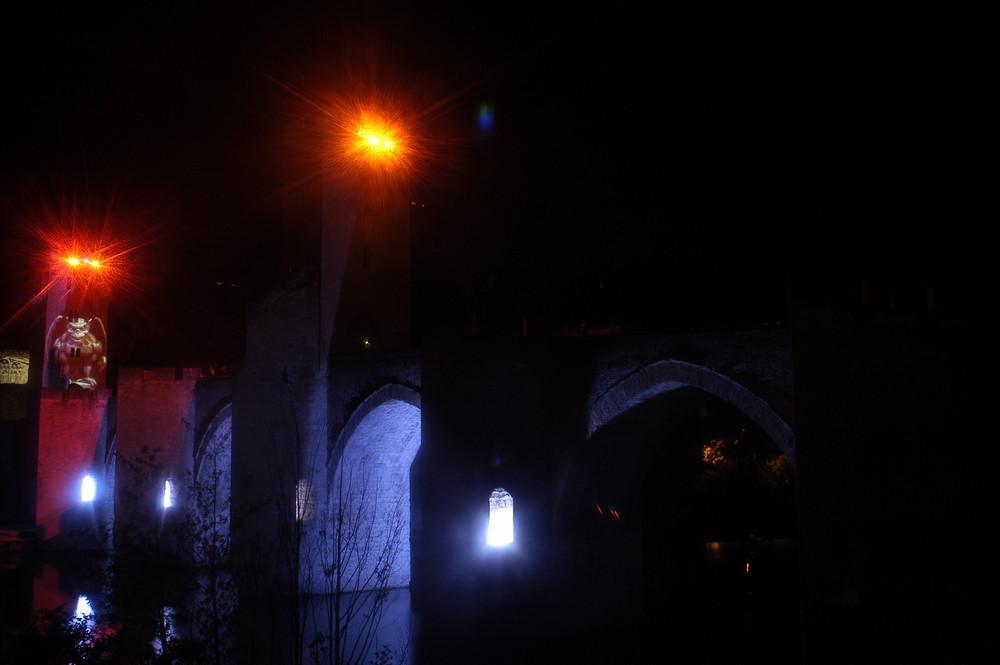 Quand le diable prend possession du Pont Valentré à Cahors